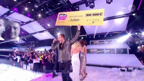 Julien est le grand vainqueur de Secret Story 10!