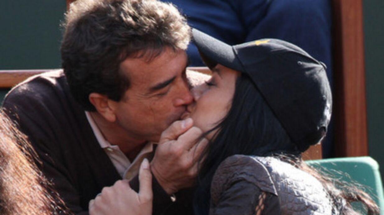 Jade Foret enceinte d'Arnaud Lagardère? Mystère