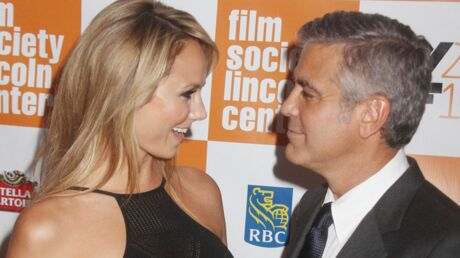 PHOTOS George Clooney officialise avec Stacy Keibler
