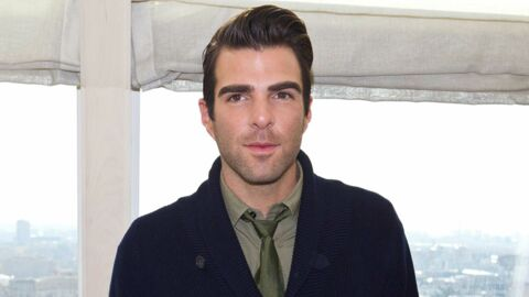 Zachary Quinto de Heroes et Star Trek fait son coming out