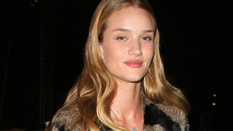 Rosie Huntington-Whiteley : un look 100% réussi