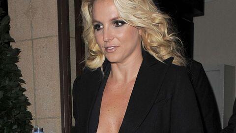 PHOTOS Le décolleté ravageur de Britney Spears