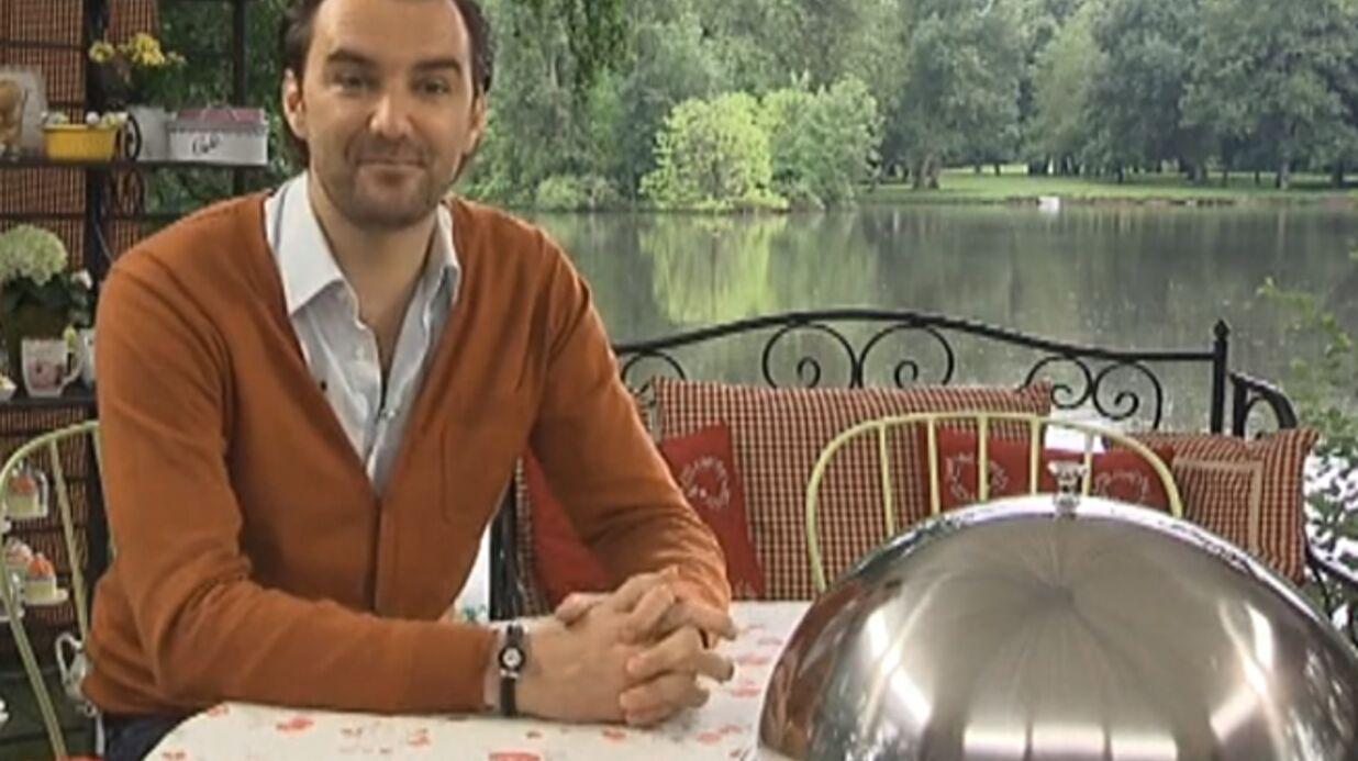 Cyril Lignac a envie d'avoir des enfants