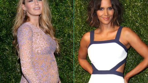 DIAPO Blake Lively enceinte, Halle Berry sublime aux Golden Heart Awards