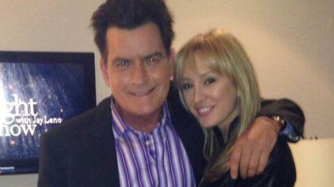 Charlie Sheen rompt ses fiançailles avec l'actrice porno