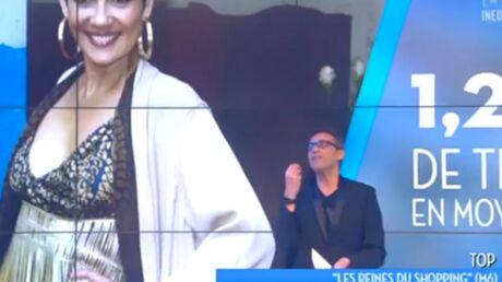 VIDEO Julien Courbet se moque du look de Cristina Cordula