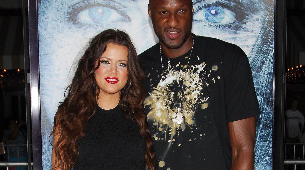 Lamar Odom a enfin ouvert les yeux, il a dit quelques mots à Khloé Kardashian