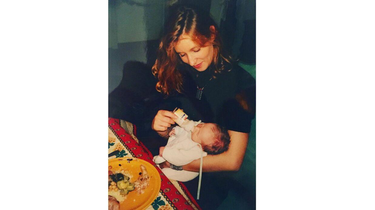 Anniversaire d'Alexandra Lamy: sa fille Chloé publie une ancienne photo trop mignonne