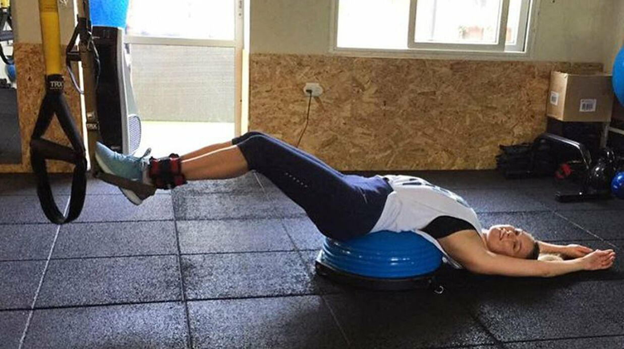 VIDEO Bar Refaeli: son entraînement pour retrouver son corps après sa grossesse