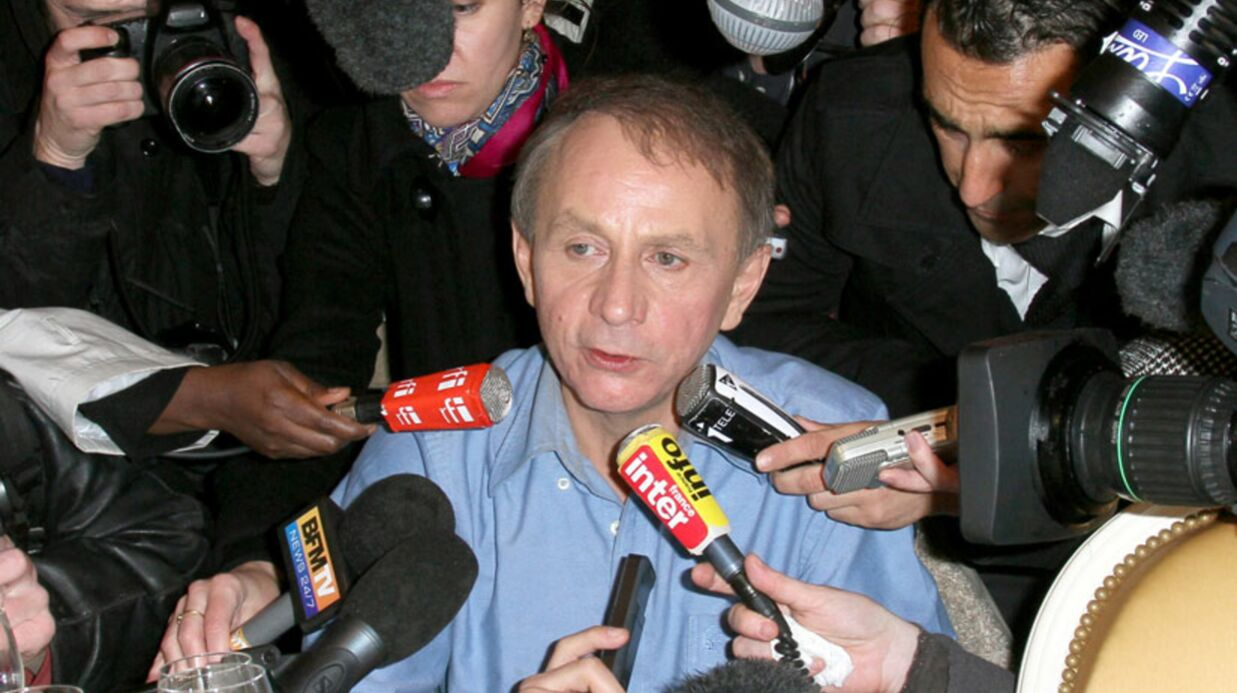Michel Houellebecq a été retrouvé