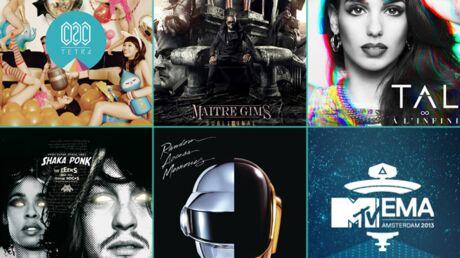 MTV EMA 2013: qui va représenter la France à Amsterdam?