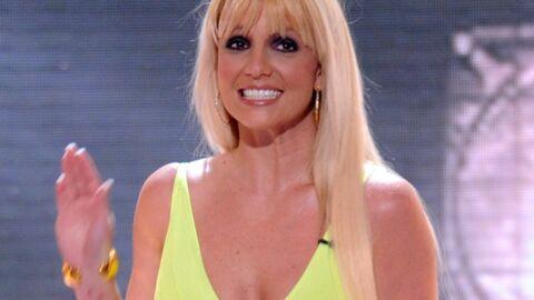 Britney Spears va donner un concert géant en plein désert