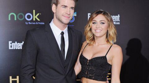 Miley Cyrus et Liam Hemsworth officialisent leur séparation