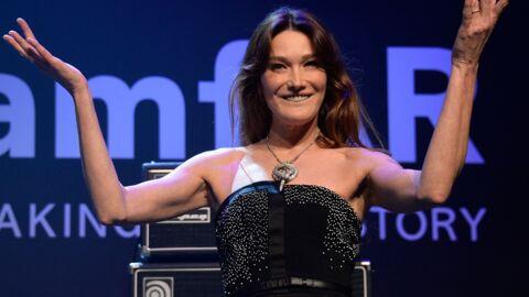 Découvrez les sommes mirobolantes que Carla Bruni a touchées pour son album et ses pubs