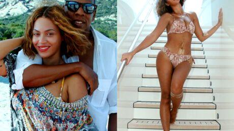 PHOTOS Beyoncé se dévoile en bikini sexy, le ventre ultra plat