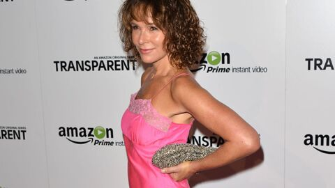 PHOTOS OMG ! Jennifer Grey (Dirty Dancing) en nuisette cheap sur le tapis rouge