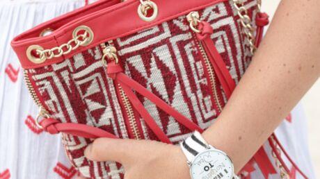 Marieluvpink: sa sélection d'accessoires parfaits pour la Fashion Week