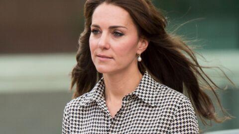 PHOTOS Kate Middleton reprend le travail avec une nouvelle coupe de cheveux