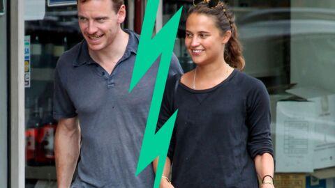 Michael Fassbender de nouveau célibataire: il a rompu avec Alicia Vikander