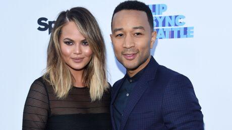 PHOTO John Legend: sa femme Chrissy Teigen partage un moment très intime sur Instagram