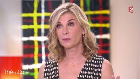 VIDEO Victime d'un accident de voiture, Michèle Laroque n'a pas pu marcher pendant 1 an