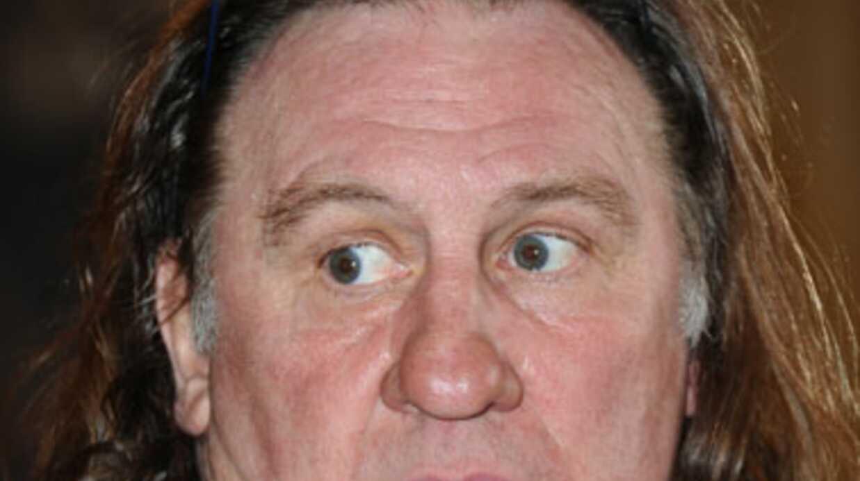 Gérard Depardieu urine au milieu de l'avion: Edouard Baer raconte