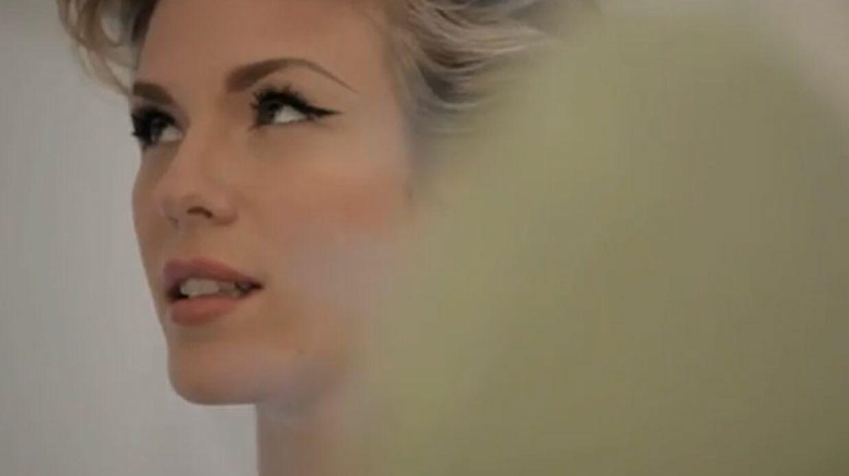 VIDEO Lorie sexy pour annoncer son retour musical