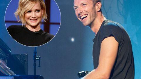 Chris Martin avec Jennifer Lawrence car elle est tout le contraire de Gwyneth Paltrow
