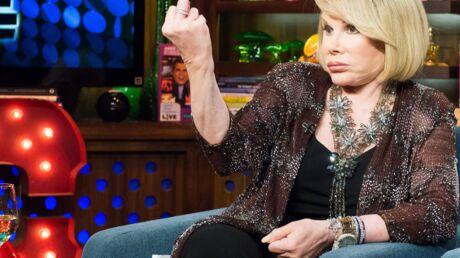 Lea Michele: ses collègues de Glee la détestent, selon Joan Rivers
