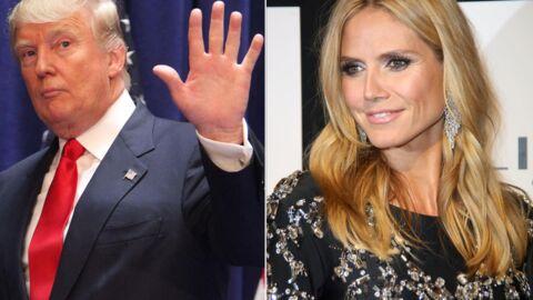 Visée par une remarque déplacée de Donald Trump, Heidi Klum riposte avec le sourire