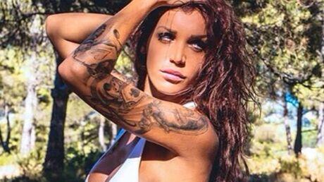 PHOTOS Julia (Les Anges 7) exhibe son nouveau tatouage sous les seins