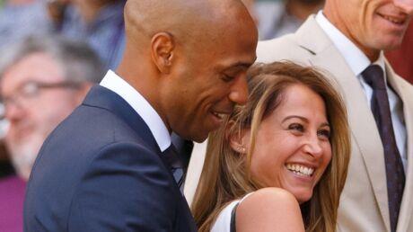 Thierry Henry: sa deuxième fille vient de naître le jour de son anniversaire
