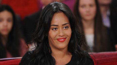 PHOTO Amel Bent pose sans maquillage et elle est rayonnante!