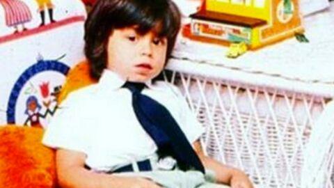 DEVINETTE Qui est ce petit garçon devenu une star de la chanson?