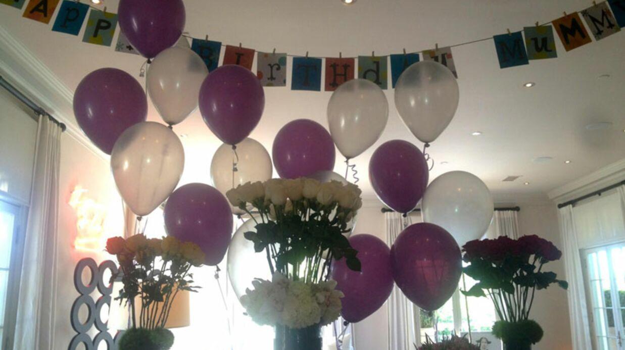 Le fabuleux anniversaire de Victoria Beckham