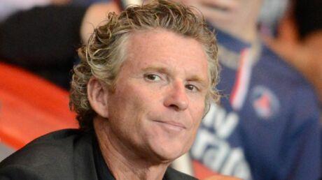 Denis Brogniart a assisté aux obsèques de Thierry Costa