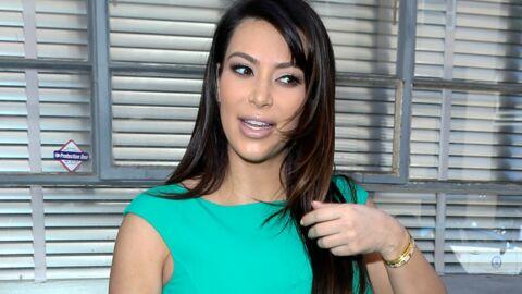 Kim Kardashian surprise par un effet secondaire de sa grossesse