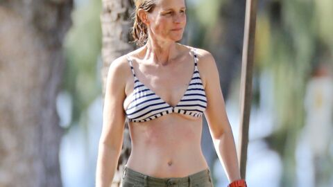 PHOTOS Helen Hunt : son secret pour garder la forme