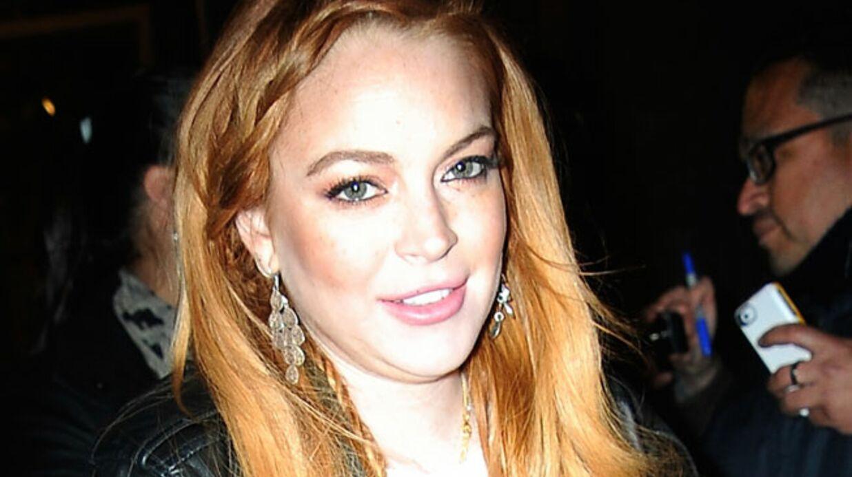 Lindsay Lohan avoue qu'elle a écrit sa sex-list en rehab