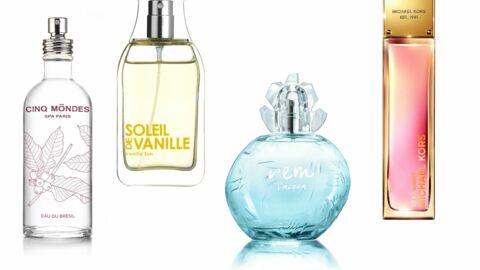 La sélection de la rédaction: Les nouveaux parfums printemps-été 2016