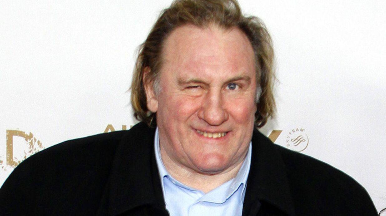 Gérard Depardieu reçoit le soutien officiel de la secte de Raël