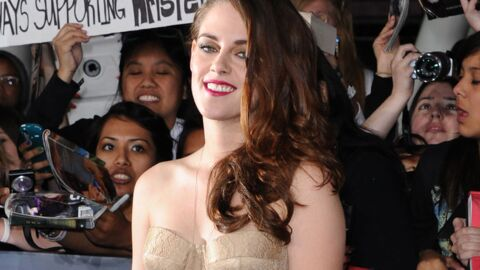PHOTO Kristen Stewart met sa robe transparente aux enchères