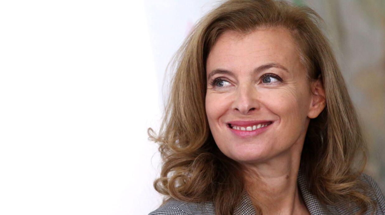 Valérie Trierweiler a sa page sur le nouveau site de l'Elysée