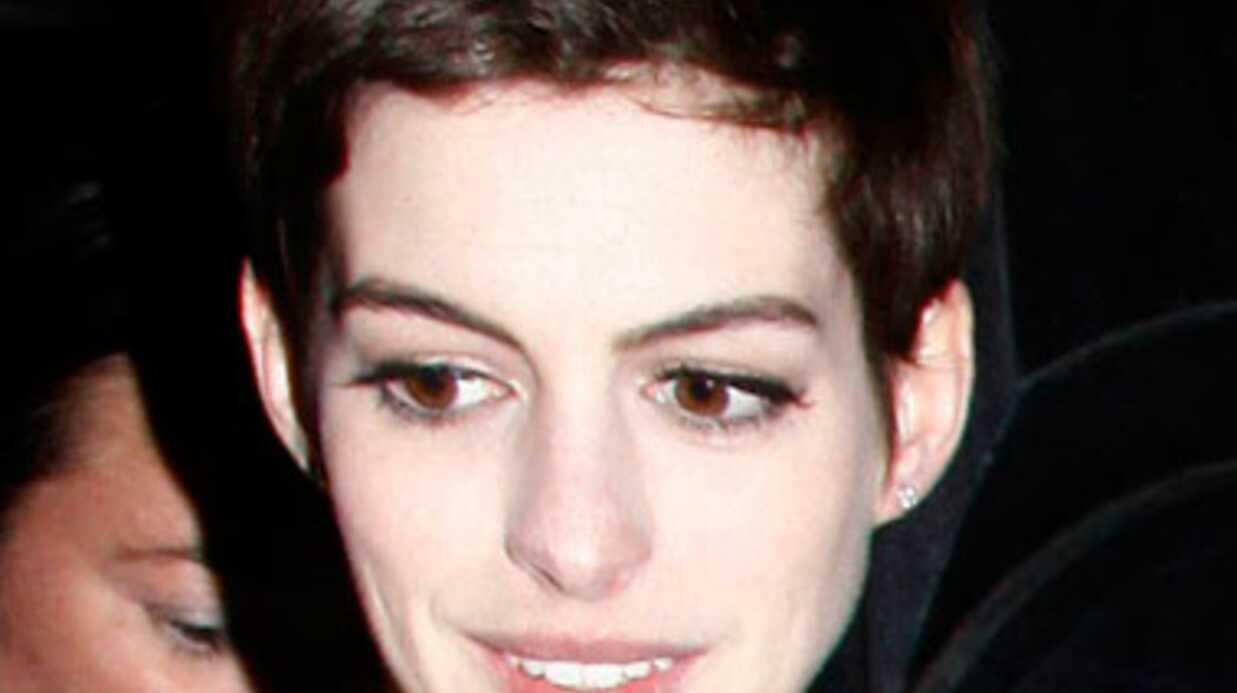 Anne Hathaway raconte la pire honte de sa vie