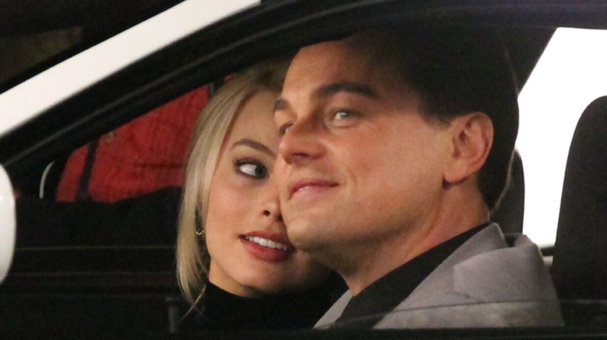 Leonardo DiCaprio sortirait avec Margot Robbie, sa partenaire