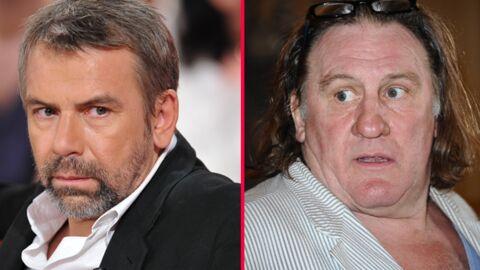 Philippe Torreton tacle violemment Gérard Depardieu