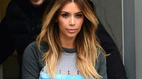 Kim Kardashian choquée par la polémique sur les sourcils de sa fille