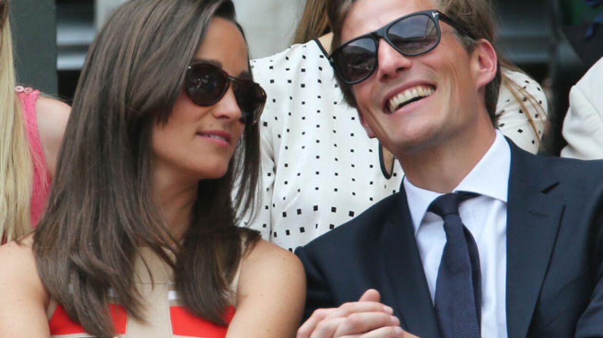Pippa Middleton a accepté la demande en mariage de Nico Jackson