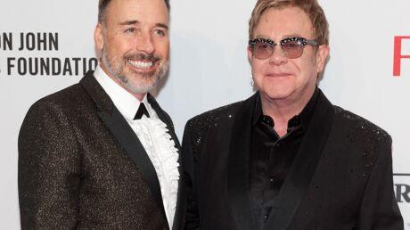 Elton John va se marier ce week-end avec David Furnish!