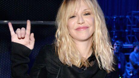 Courtney Love a un nouvel (et jeune) amoureux